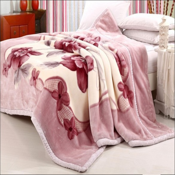 Charity Pink Blankets